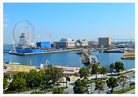 The City of Yokohama